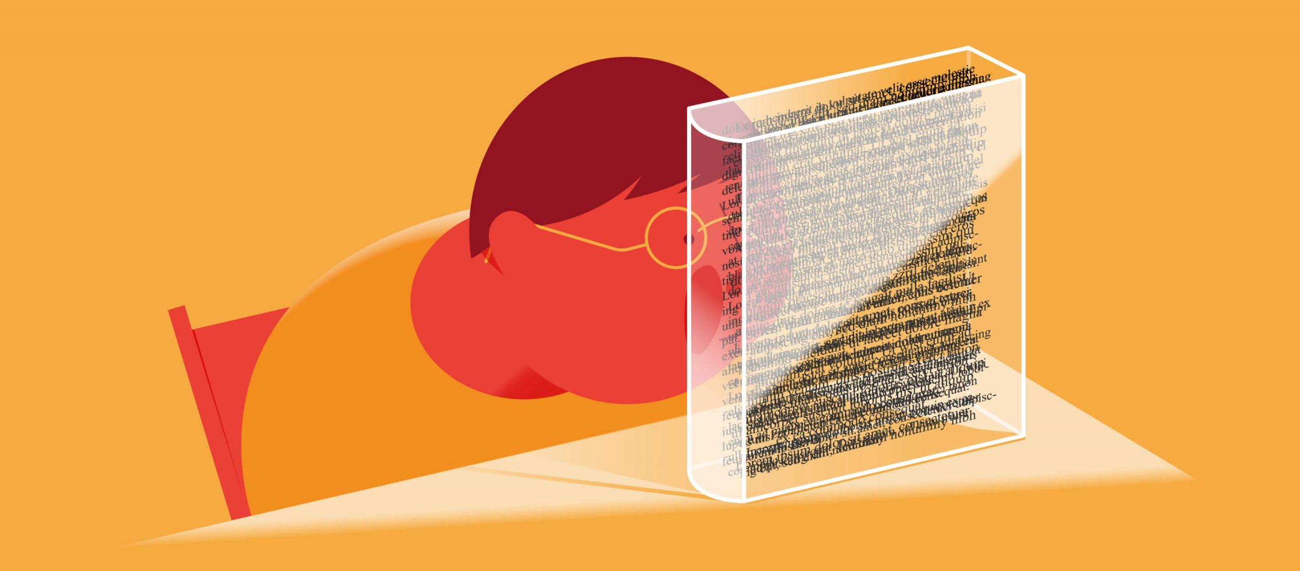 ทำยังไงเมื่ออ่านหนังสือแล้วไม่จำ หรือหนังสือจะไม่ใช่สื่อที่มี 'ประสิทธิภาพ'