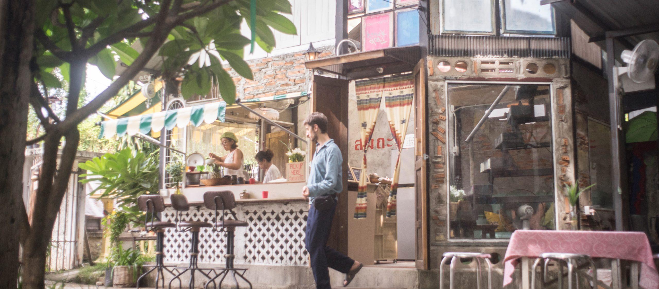 'สมถะ' ร้านอาหารน่ารักแห่งเมืองเชียงใหม่ที่อยากช่วยรักษาโลกด้วยเมนูผักๆ