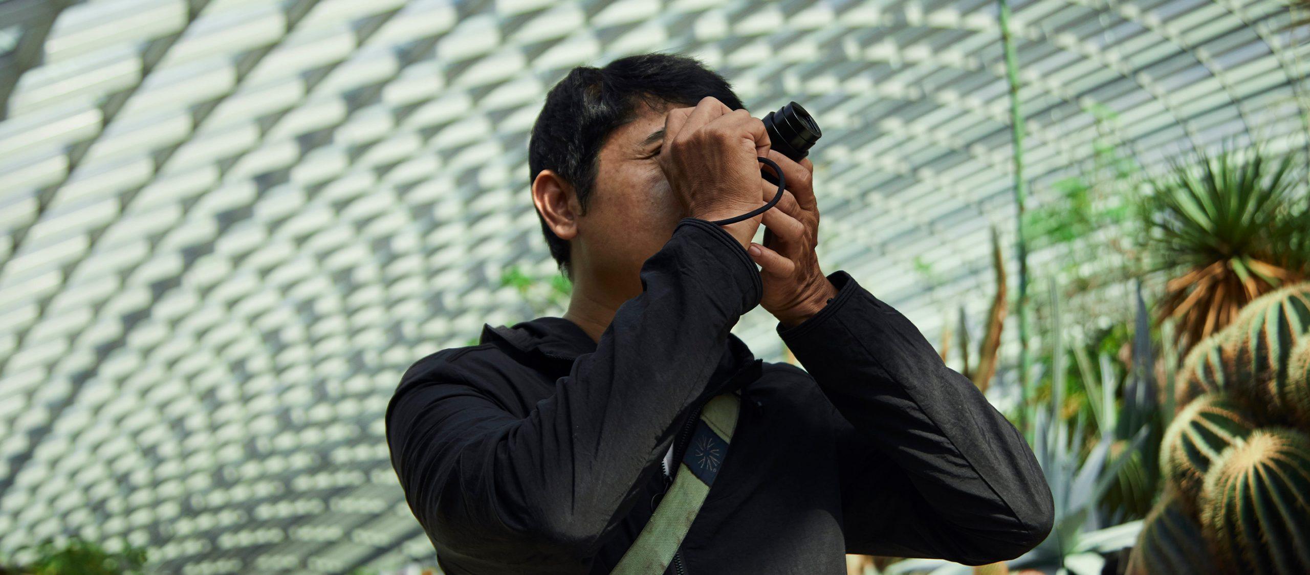 เซตภาพถ่ายนอกแลนด์มาร์กสิงคโปร์ ผ่านมุมกล้องและมุมมองของ 'พิชัย แก้ววิชิต'