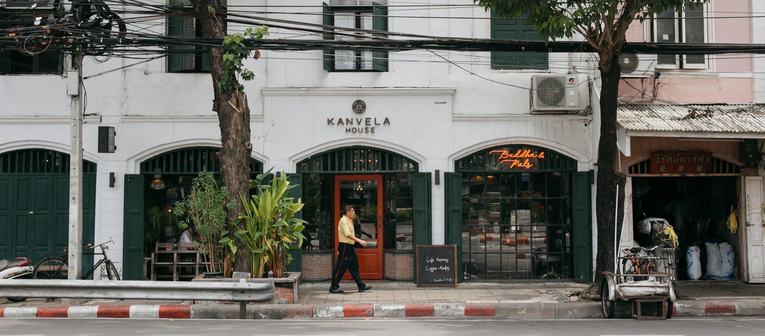 Kanvela House เปลี่ยนตึกเก่าอายุร้อยปีเป็นโฮสเทลที่ทำเอาแขกผู้เข้าพักอยากหลงลืมวันเวลา