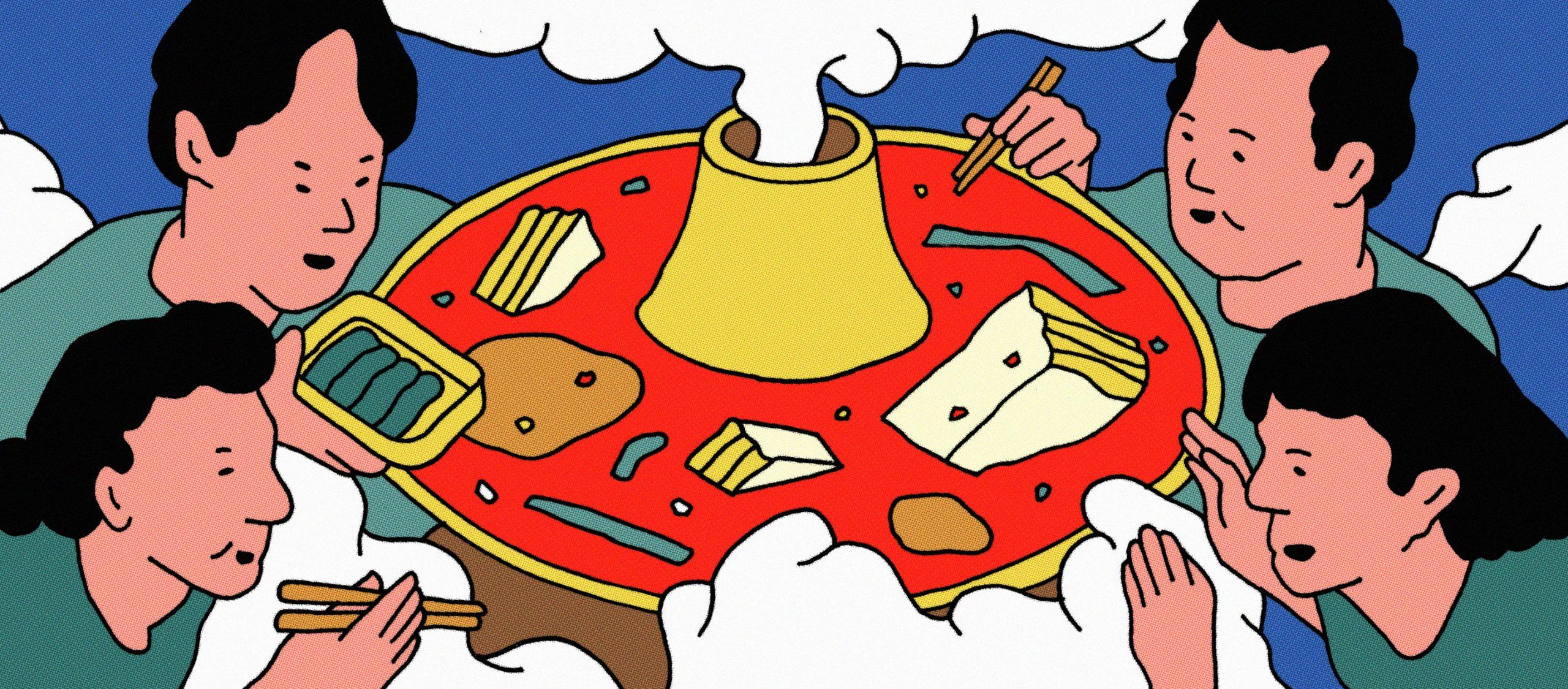 หม้อไฟหมาล่าที่ไหนอร่อย? วัฒนธรรมการกินหม้อไฟในไต้หวัน