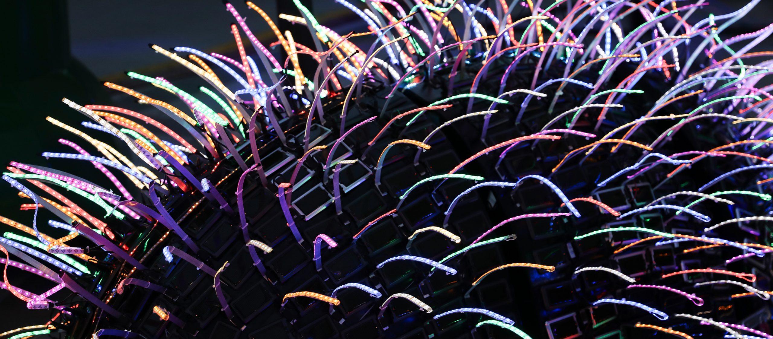 ตามไปดู 'จรัส Light Fest' เทศกาลกลางแจ้งที่หยิบแสงอาทิตย์มาสร้างสรรค์เป็นงานศิลปะ