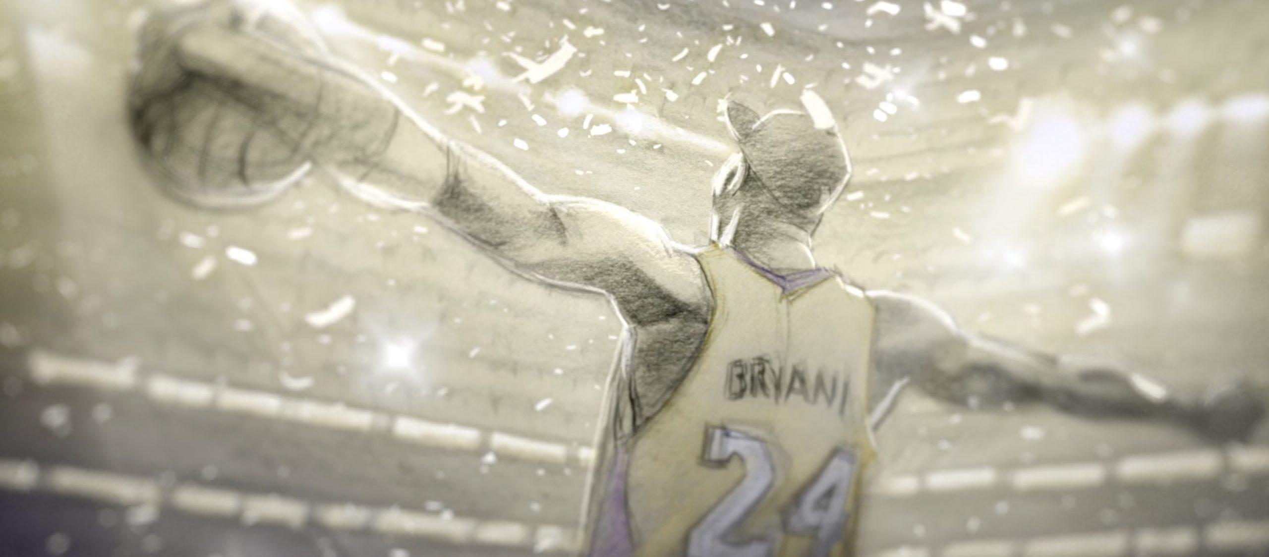 ผลงานที่สะท้อนความคิดสร้างสรรค์ของ Kobe Bryant