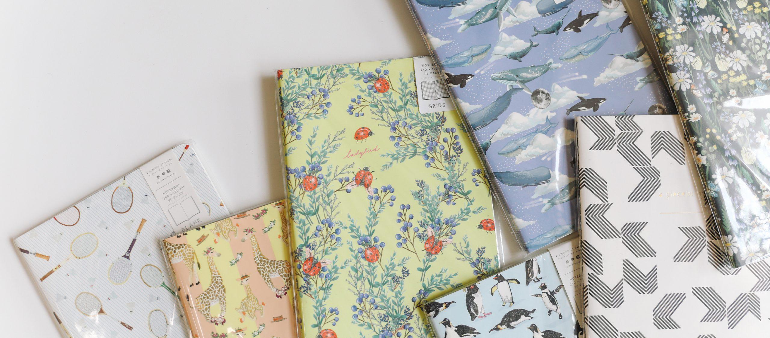 a piece(s) of paper แบรนด์ของคู่รักนักออกแบบ ที่ตั้งใจอยากให้กระดาษเป็นมากกว่ากระดาษ