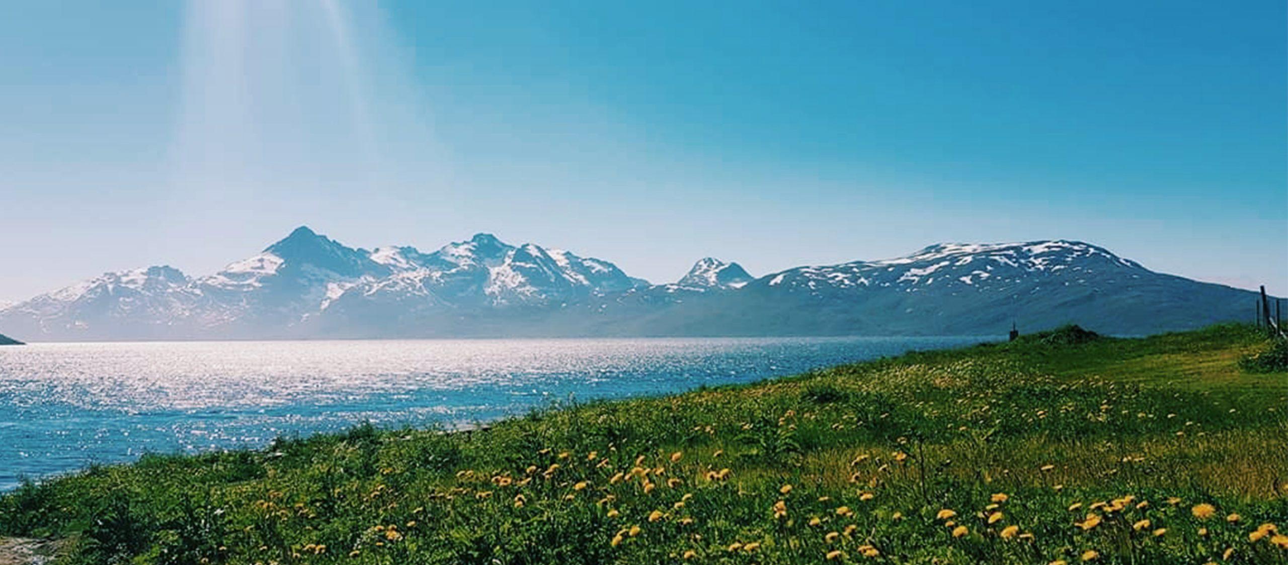 ชั่วโมงที่ไร้ความมืดมิดกับพระอาทิตย์เที่ยงคืนที่ Tromsø