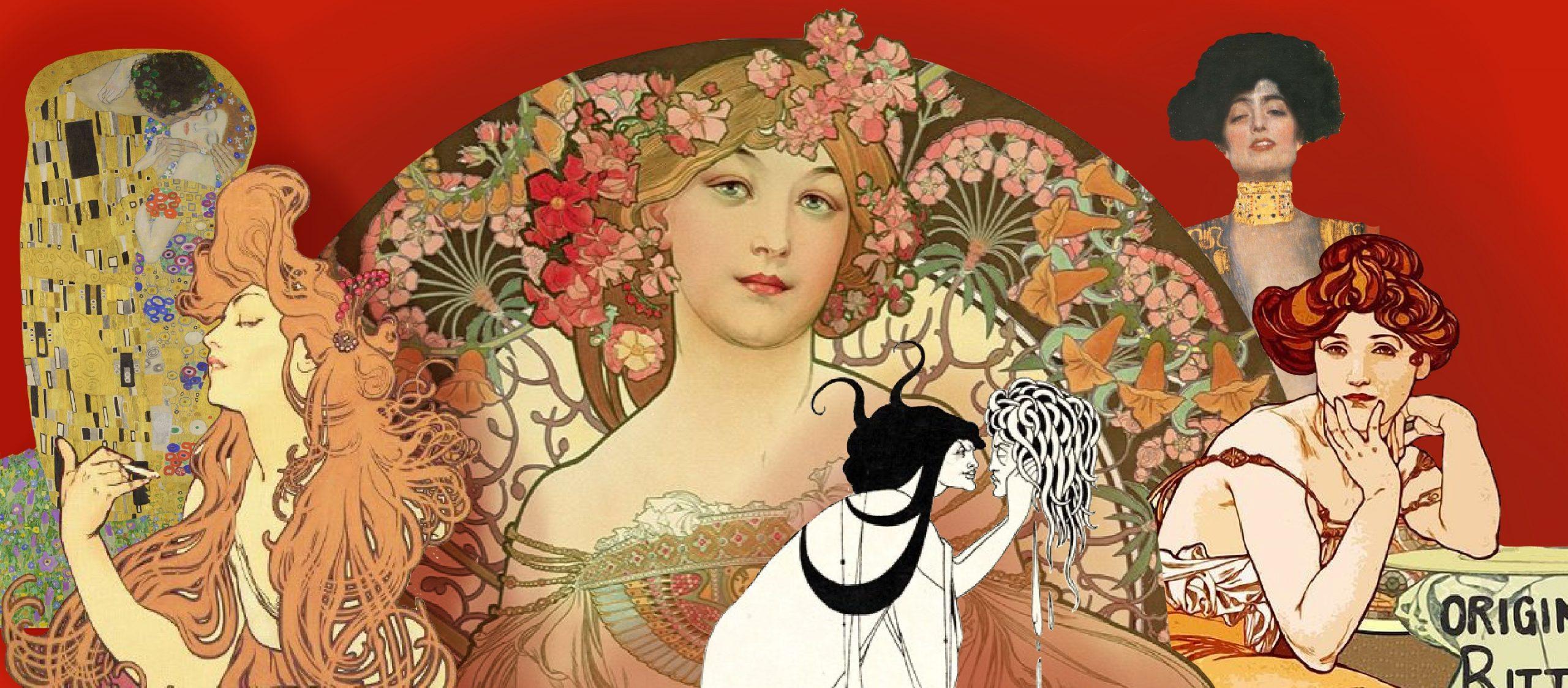 Something Nouveau ส่องมุมมองต่อ 'ผู้หญิงสมัยใหม่' ในศิลปะแบบอาร์ตนูโว