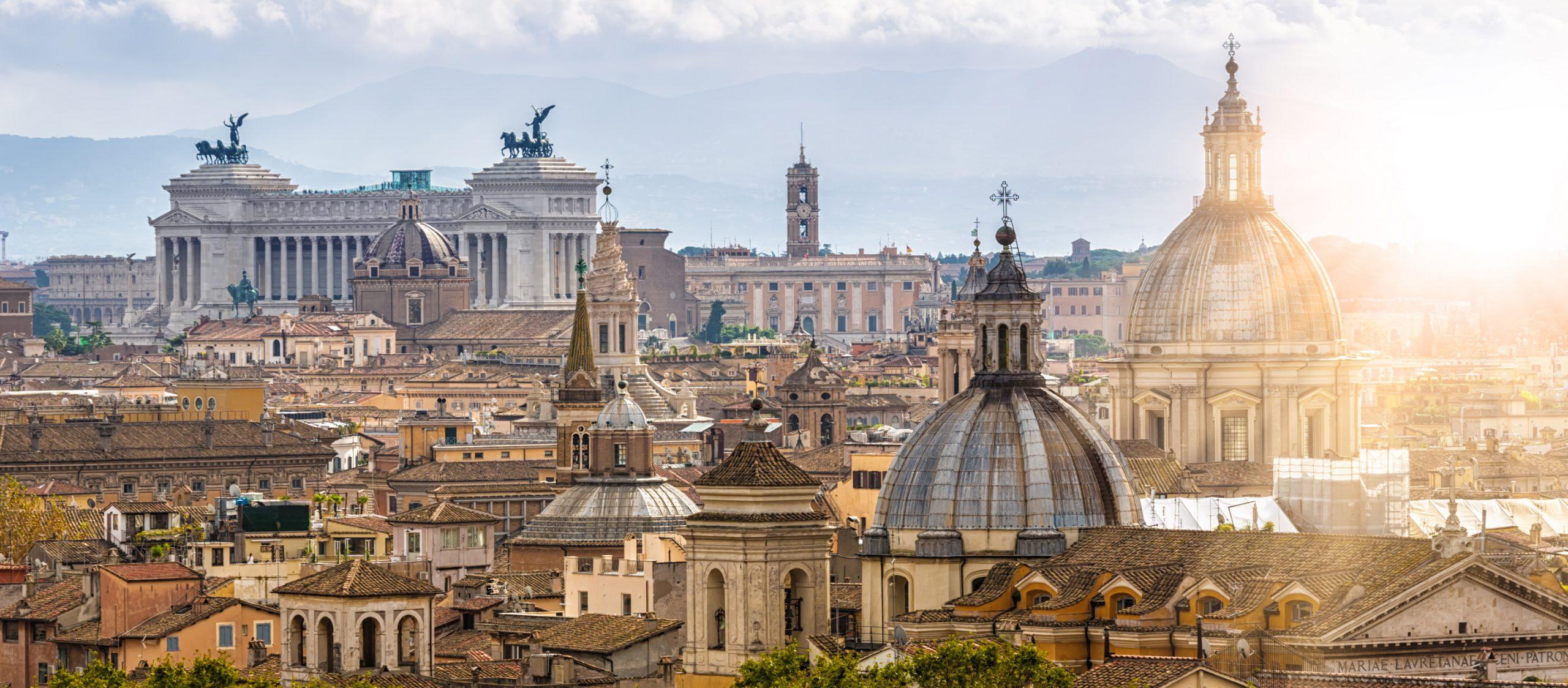 Journey of the Eternal City: กรุงโรมและบททดสอบแห่งกาลเวลาของมหานครหลายชีวิต