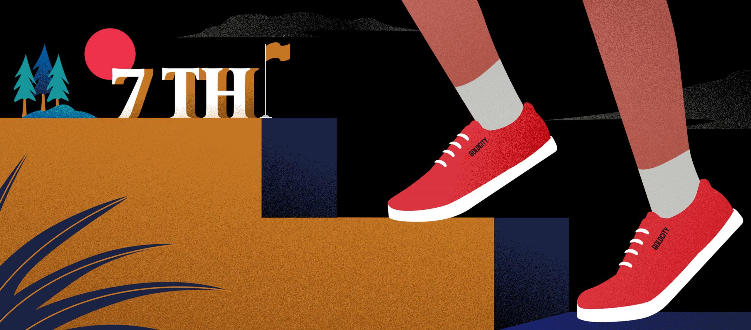 7 ก้าวสู่การเปลี่ยนแปลงของ GOLDCITY จากรองเท้านักเรียนสู่สนีกเกอร์ที่ออกแบบโดยจิตต์สิงห์ สมบุญ