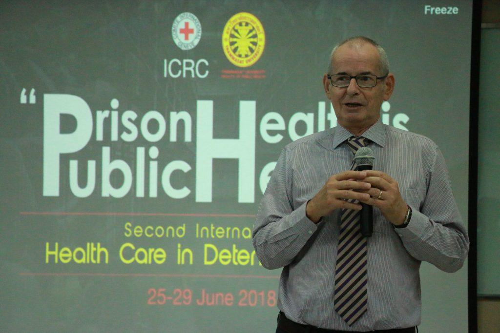 Health In Detention