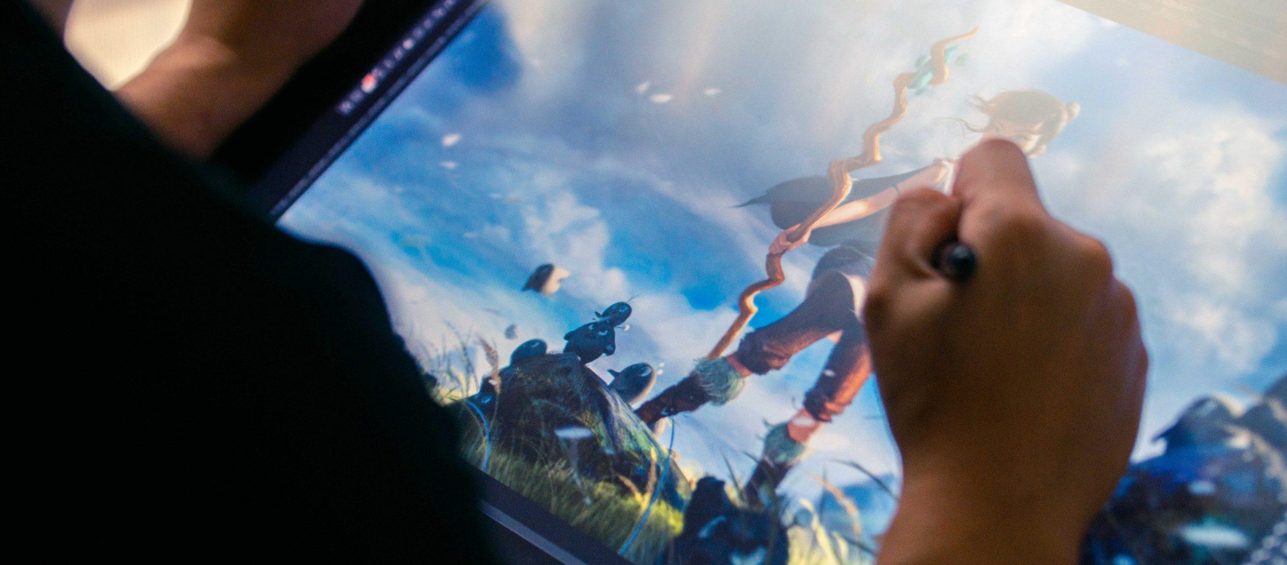 วิค–วันชนะ อินทรสมบัติ คนไทยผู้ร่วมออกแบบงานศิลป์ให้กับ Kena: Bridge of Spirits วิดีโอเกมระดับโลก