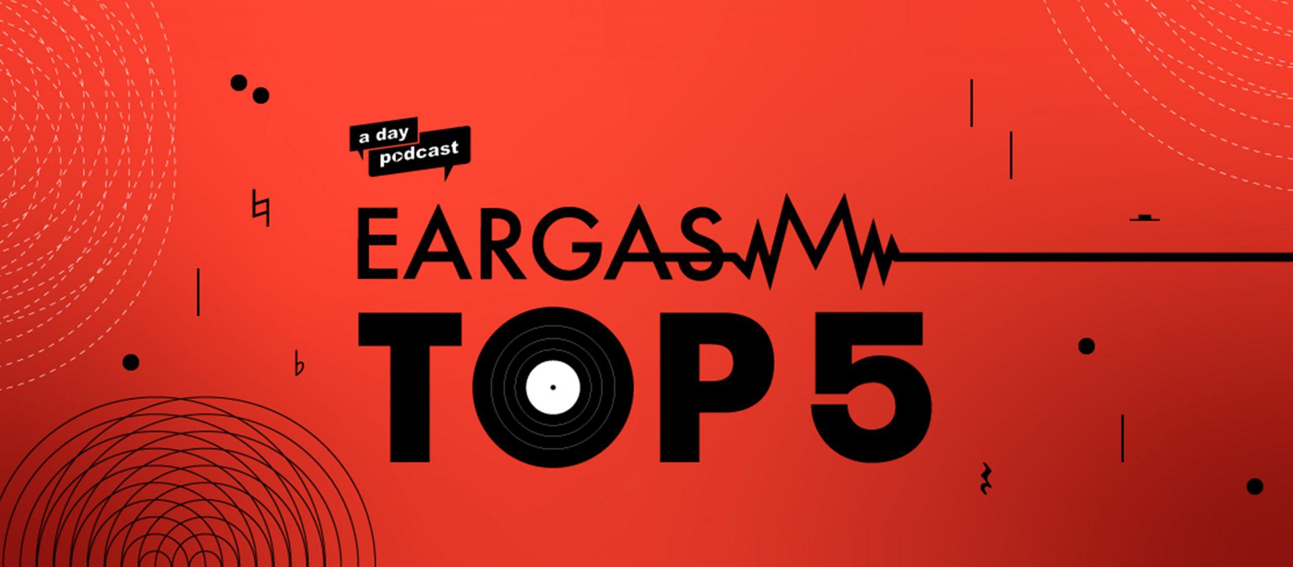 EARGASM TOP 5 EP.00 เรื่องราวหลังบทเพลงและรายการกับ แพท–สิระ บุญสินสุข