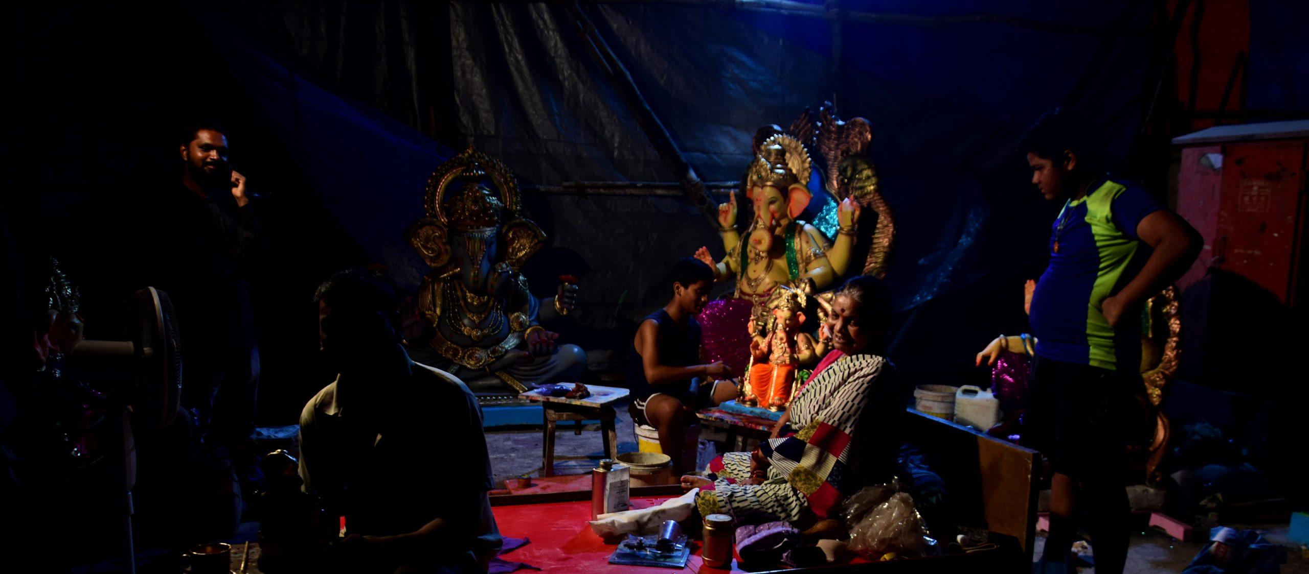 Do you hear the Ganesh sing? คเณศจตุรถีกับเสียงสะท้อนด้านสิ่งแวดล้อมและการเมือง