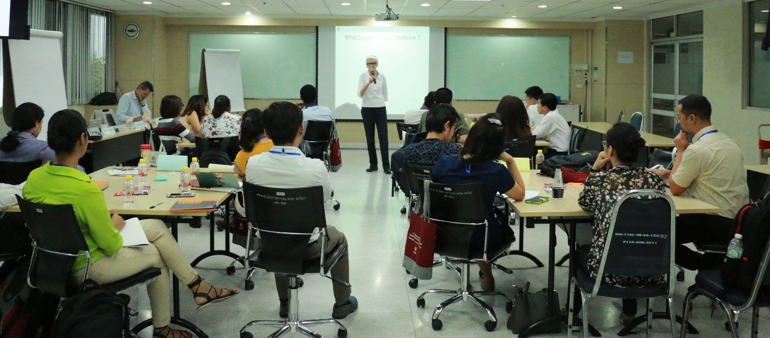 Health In Detention วิชาสร้างตระหนักรู้สุขภาพเรือนจำที่สอนในรั้วธรรมศาสตร์ที่แรกในเอเชียแปซิฟิก
