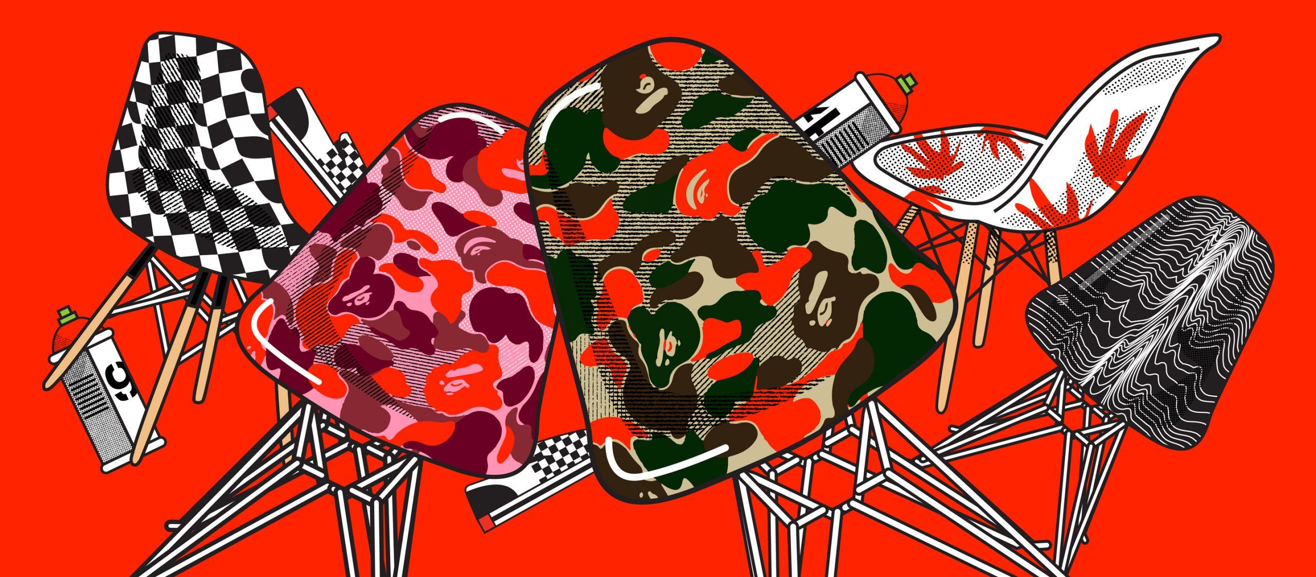 เมื่อเก้าอี้คือผืนผ้าใบหลอมรวมศิลปะและแฟชั่น จนกลายเป็นของสะสมในสไตล์ของ Modernica