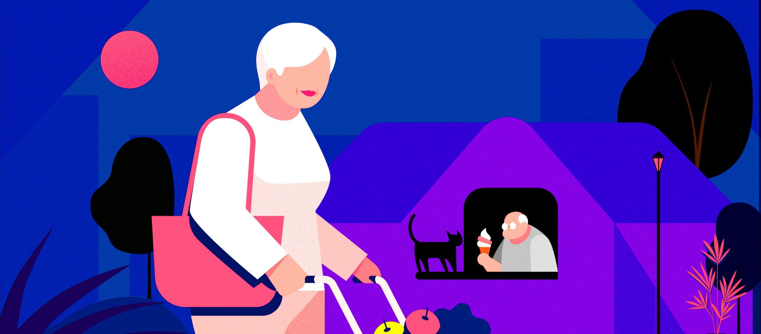 ใครๆ ก็อยากแก่ตายในบ้านของตัวเอง ว่าด้วย Aging in Place และสังคมผู้สูงอายุ