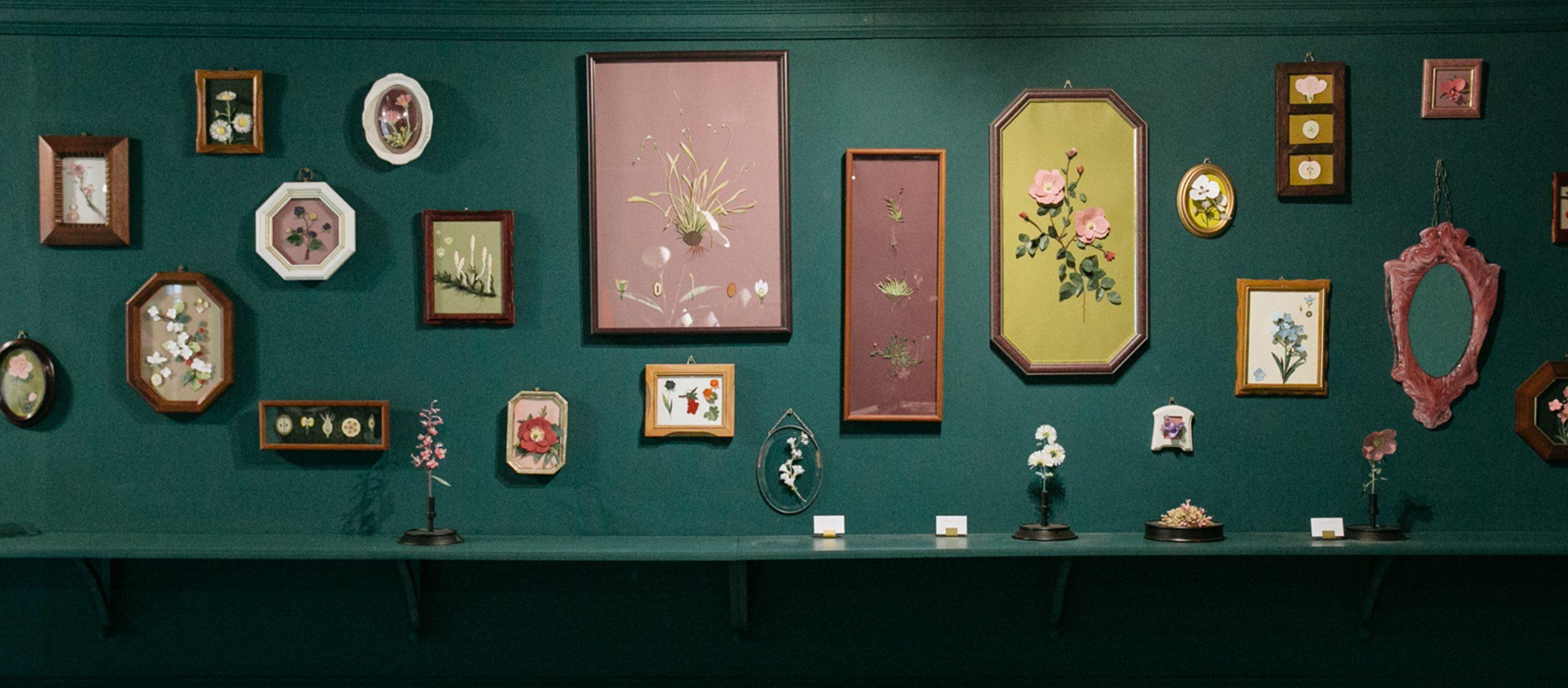 หลง (ใหล) ใน Lost in the Greenland นิทรรศการดอกไม้จากกรรไกรของศิลปินนักตัดกระดาษ