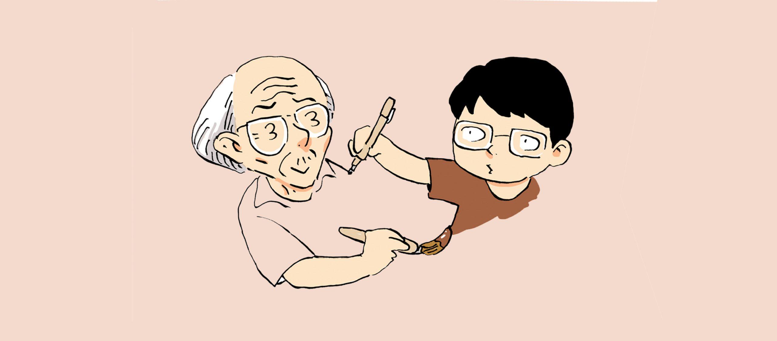 ฝันของชาร์ลี เฉิน ฮก ไฉ่ นักวาดสิงคโปร์ที่เขียนการ์ตูนต่อต้านเผด็จการจนวันตาย