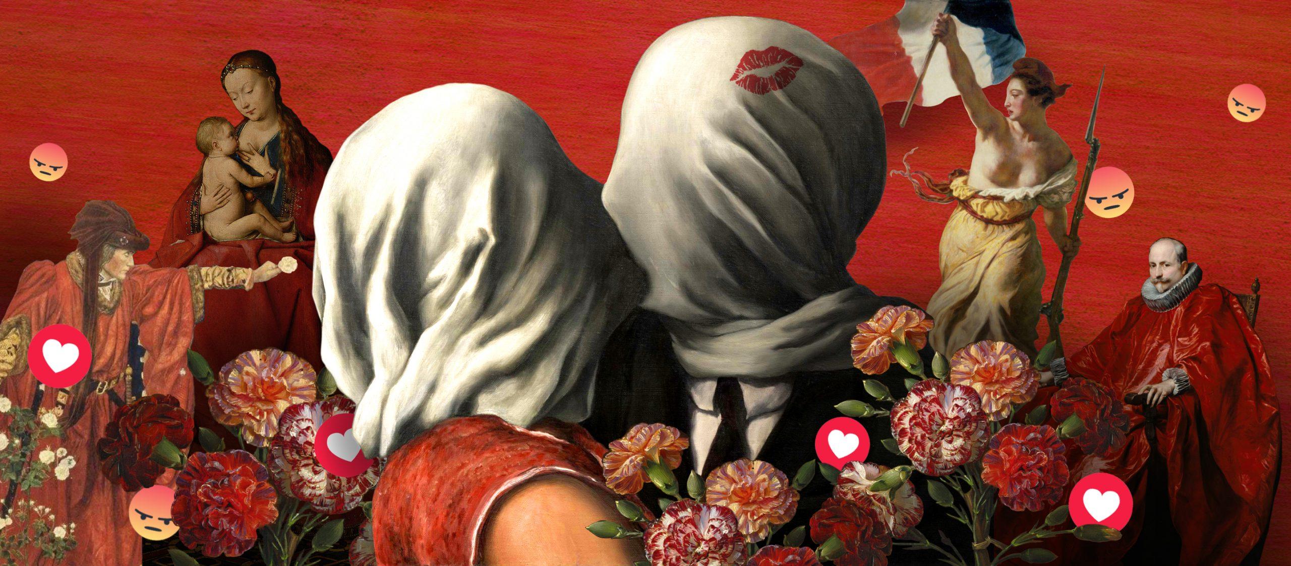 'สีแดง' ความรัก ความงาม การดิ้นรน และความเป็นคนที่ไม่สมบูรณ์แบบ