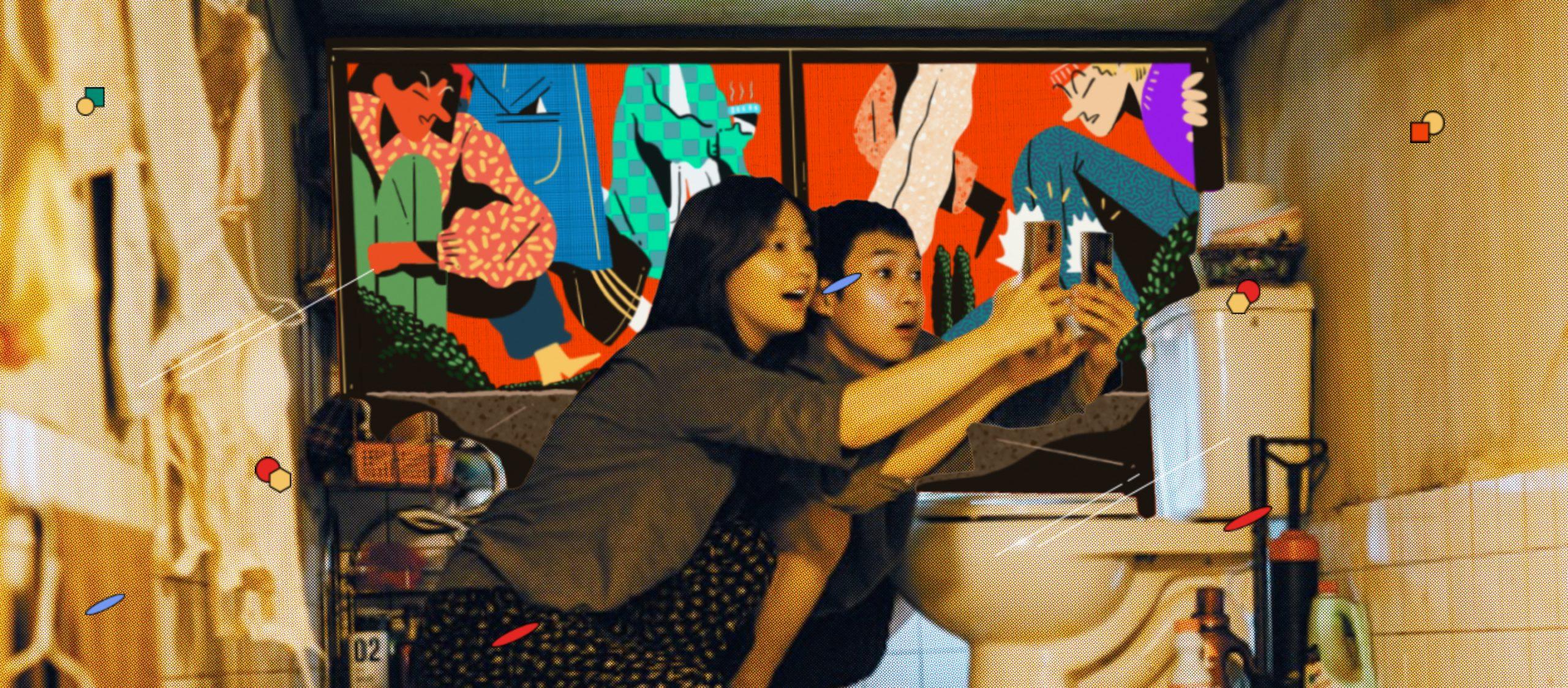 จากแหล่งเชื้อราสู่คาเฟ่ฮิป มอง 'พันจีฮา' หรือ 'ชั้นกึ่งใต้ดิน' ผ่านหนัง ซีรีส์ และวิถีชีวิตคนเกาหลีใต้
