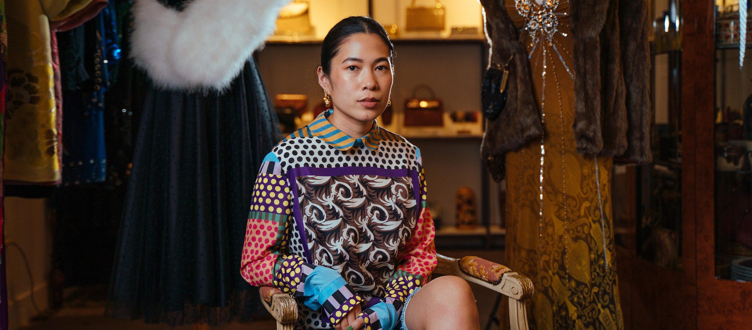 มุก อรรถการวงศ์ ดีไซเนอร์สโลว์แฟชั่นผู้ปฏิเสธเลดี้กาก้า แต่กลับไทยมาสร้างฮับให้ศิลปินหน้าใหม่