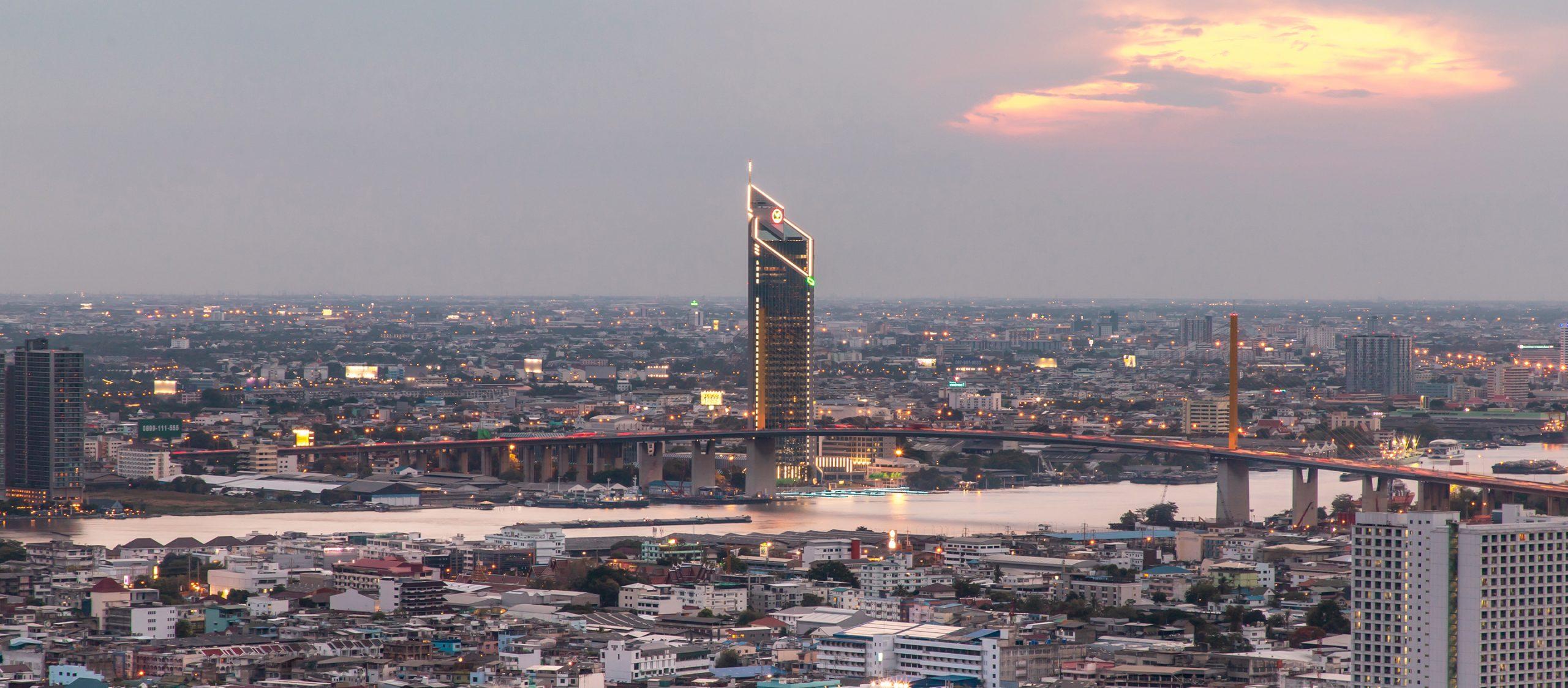 Bank in Bangkok หลักฐานการสร้างเมืองที่กำลังหายไปและโอกาสสร้างชีวิตใหม่ในพื้นที่เดิม