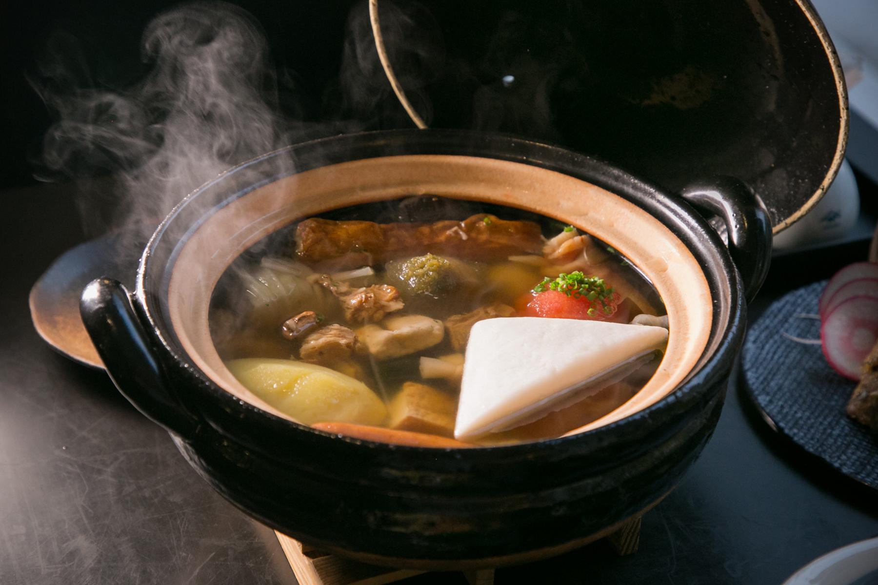 Hyotan Kappo โอเด้งตำรับญี่ปุ่นแท้ในหม้อน้ำเต้าทองแดงที่มีให้อิ่มและอุ่นในทุกฤดูกาล