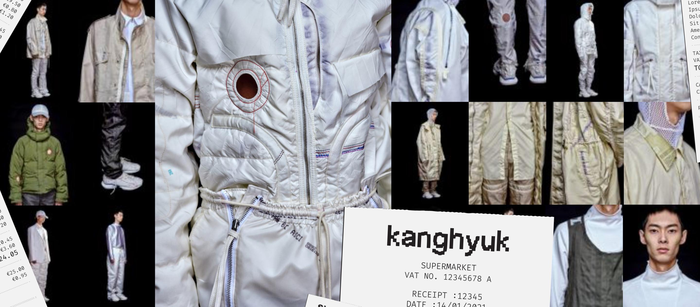 เมื่อถุงลมนิรภัยกลายเป็นแฟชั่น KANGHYUK แบรนด์แฟชั่นจากสองคู่หูชาวเกาหลี