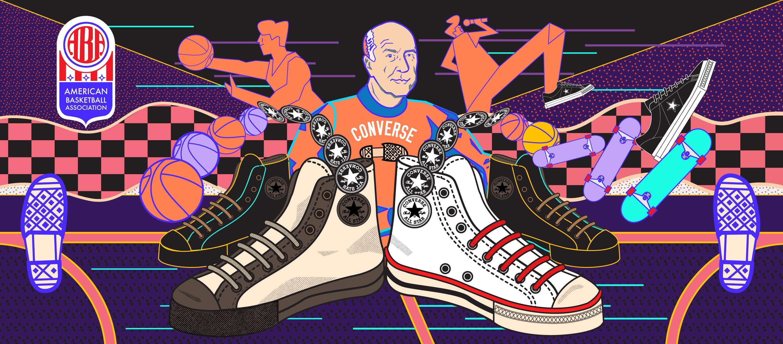 ประวัติศาสตร์ Converse All Star รองเท้าที่อยู่เหนือกาลเวลาและสัญลักษณ์แห่งความขบถ