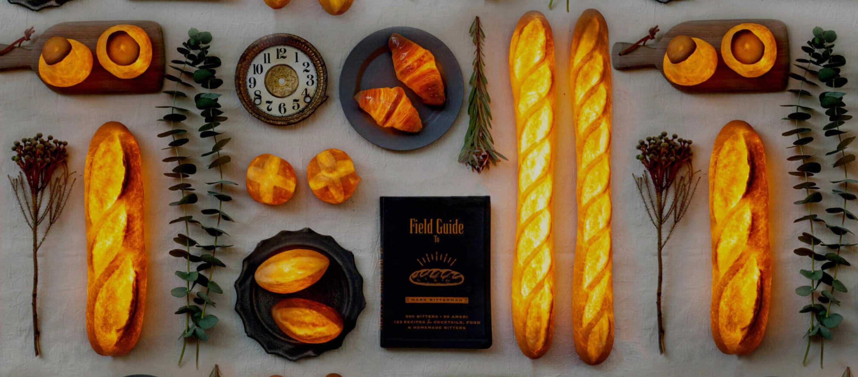 Pampshade แบรนด์ที่เปลี่ยนขนมปังนุ่มๆ เป็นโคมไฟแสงอุ่นละมุนตา