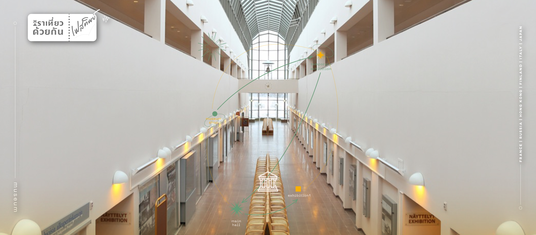 6 พิพิธภัณฑ์รอบโลกที่เหล่าคนสร้างสรรค์อยากชวนบินไปหลังเปิดประเทศ