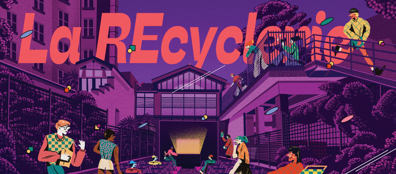 La REcyclerie : รีไซเคิลทางรถไฟเก่าเป็นคอมมิวนิตี้ของชาวปารีเซียงสายอีโค่