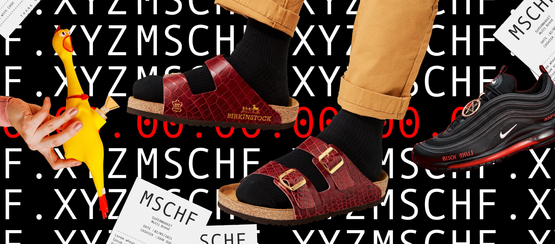 จาก Birkenstock คู่ละล้านถึงรองเท้าซาตาน MSCHF สตาร์ทอัพสุดปั่นจากบรูกลิน