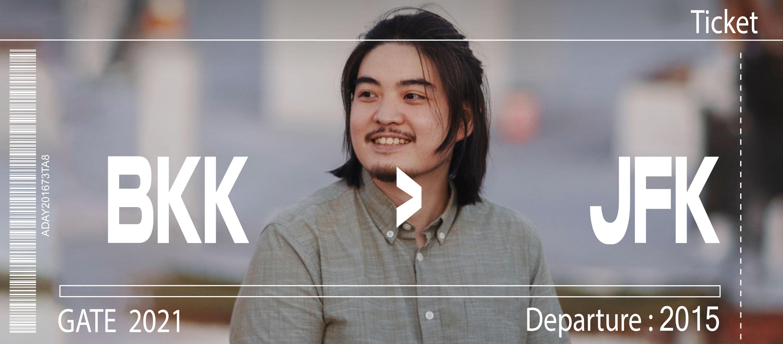 ท่วงทำนองของเก่งฉกาจ นักดนตรีแจ๊สชาวไทยที่พิสูจน์ตัวเองจนได้รับการยอมรับในนิวยอร์ก