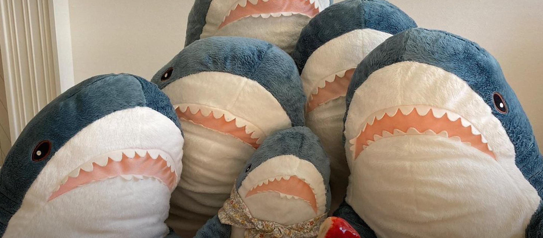 รู้จักแก๊งฉลามแห่ง tsuntsuku2 ไอจีของคุณแม่ญี่ปุ่นที่ใช้ตุ๊กตาเล่าเรื่องพิเศษของวันธรรมดา