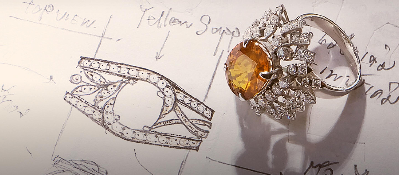 Harmonique Jewelry นักเล่าเรื่องผ่านเครื่องประดับที่ชุบชีวิตใหม่ให้มรดกแห่งความทรงจำ