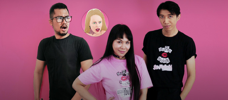 "Meme Girls Thailand เพจที่หยิบซีนสุดไอคอนิกจาก Mean Girls มาทำมีมที่ ""โอ้วพระเจ้า น่าพิศมัย!"""