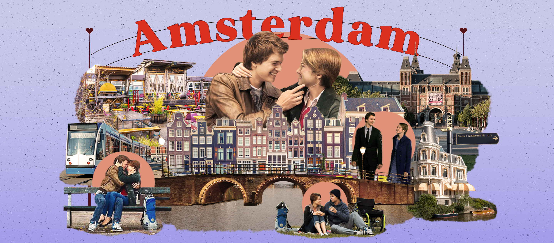 Amsterdam เมืองเยียวยาใจที่คืนชีวิตให้เฮเซลและออกัสตัสใน The Fault in Our Stars